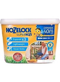 Саморастягивающийся шланг Hozelock Superhoze 82408000 (40 м)