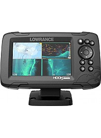 Эхолот-картплоттер Lowrance Hook Reveal 5 83/200 HDI