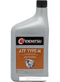 Трансмиссионное масло Idemitsu ATF Type-М 0.946л