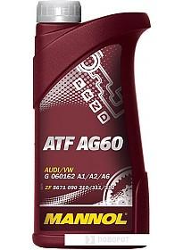 Трансмиссионное масло Mannol ATF AG60 1л