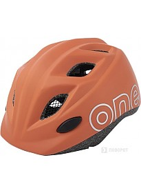 Cпортивный шлем Bobike One Plus S (chocolate brown)