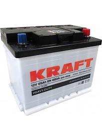 Автомобильный аккумулятор Kraft 65 R KR65.0