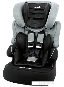 Детское автокресло Nania Beline SP LX (серый)