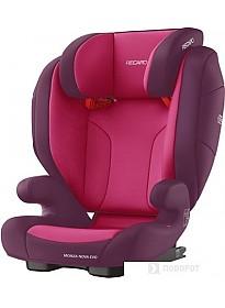 Детское автокресло RECARO Monza Nova Evo Seatfix (power berry)