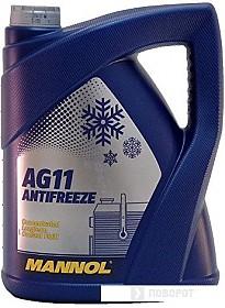 Mannol Longterm Antifreeze AG11 5л