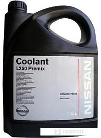 Охлаждающая жидкость Nissan Coolant L248 Premix 5л