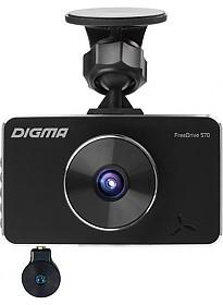 Автомобильный видеорегистратор Digma FreeDrive 570