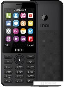 Мобильный телефон Inoi 289 (черный)