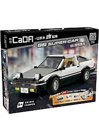 Конструктор CaDa C61019W Toyota AE86