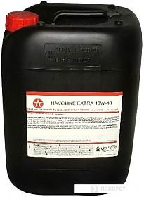 Моторное масло Texaco Havoline Extra 10W-40 20л