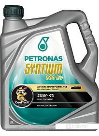 Моторное масло Petronas Syntium 800 EU 10W-40 4л
