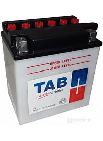 Мотоциклетный аккумулятор TAB YB10L-A2 (11 А·ч)