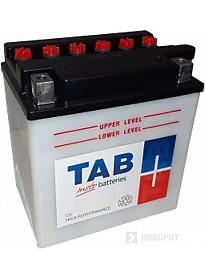 Мотоциклетный аккумулятор TAB YB14-B2 (14 А·ч)