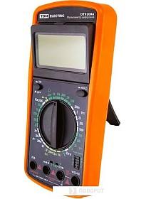 Мультиметр TDM Electric DT9208A