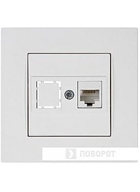 Розетка компьютерная Mutlusan 2220 140 0101