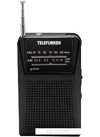 Радиоприемник TELEFUNKEN TF-1641 (черный)