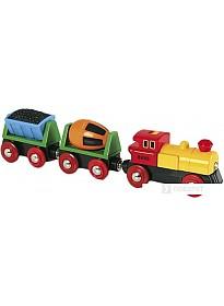 BRIO Товарный поезд 33319