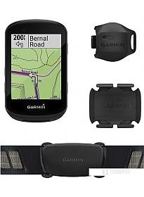 Велокомпьютер Garmin Edge 530 Sensor Bundle
