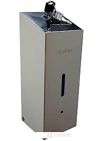 Дозатор для жидкого мыла Ksitex ASD-800S (глянцевый стальной)