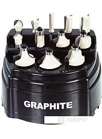 Набор оснастки GRAPHITE 57H210 12 предметов