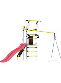 Детский спортивный комплекс Romana Островок Плюс R.103.09.04 (без качелей)