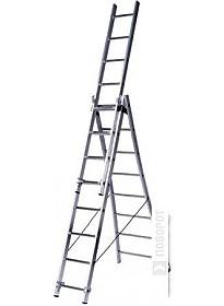 Лестница-трансформер Dinko 3х7 секций [LS 307]