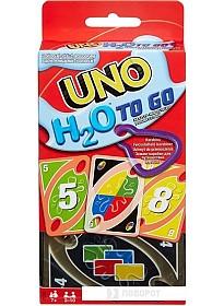 Настольная игра Mattel Uno H2O P1703