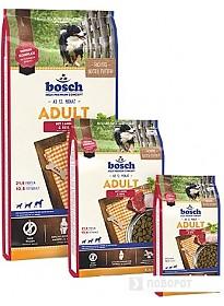 Корм для собак Bosch Adult Lamb & Rice 3 кг
