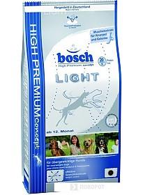 Корм для собак Bosch Light 12.5 кг