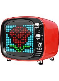 Беспроводная колонка Divoom Tivoo (красный)