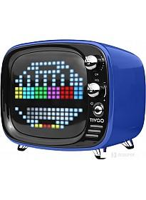 Беспроводная колонка Divoom Tivoo (синий)