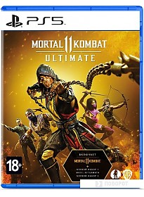 Игра Mortal Kombat 11 Ultimate для PlayStation 5