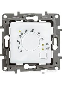 Терморегулятор Legrand Etika 672230 (белый)