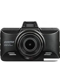 Автомобильный видеорегистратор Digma FreeDrive 350 Super HD Night