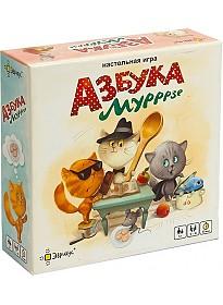 Настольная игра Эврикус Азбука Мурррзе PG-17024