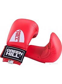 Перчатки для единоборств Green Hill Cobra KMС-6083 (S, красный)
