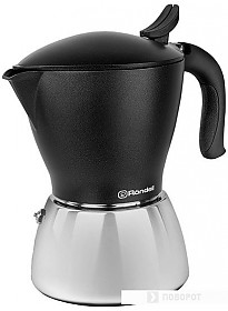 Гейзерная кофеварка Rondell Melange RDS-1304