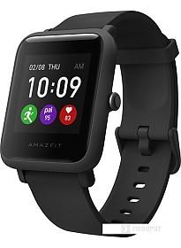 Умные часы Amazfit Bip S Lite (черный)