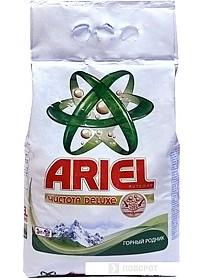 Стиральный порошок Ariel 100% Эталон Горный родник 3 кг
