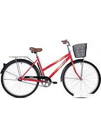 Велосипед Foxx Fiesta 2021 (красный)