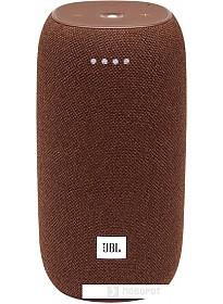 Умная колонка JBL Link Portable Yandex (коричневый)