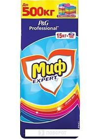 Стиральный порошок МИФ Expert Свежий цвет (15 кг)