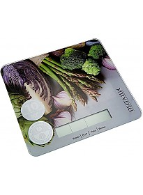 Кухонные весы Delta Lux DE-003KE (витаминный микс)