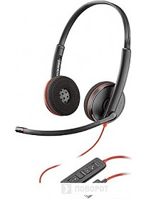 Наушники Plantronics Blackwire C3220 USB-A