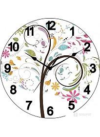 Настенные часы IRIT Весна IR-634
