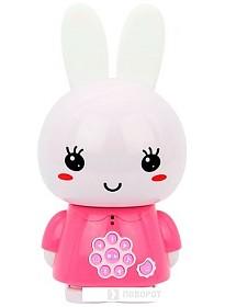 Интерактивная игрушка Alilo Медовый зайка G6+ 60960 (розовый)