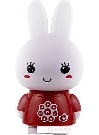 Интерактивная игрушка Alilo Медовый зайка G6+ 60962 (красный)