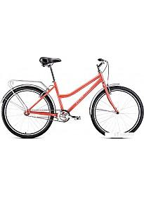 Велосипед Forward Barcelona 26 1.0 2021 (красный)