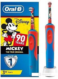 Электрическая зубная щетка Oral-B Vitality Mickey Kids D12.513.1K
