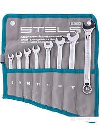 Набор ключей Stels 15283 (8 предметов)